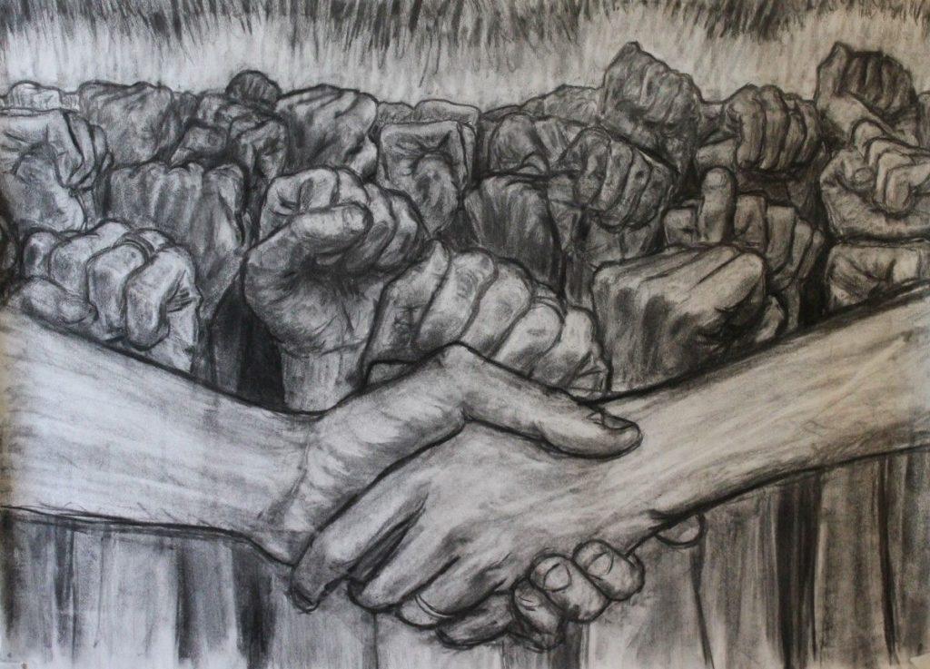 Hands Barrier